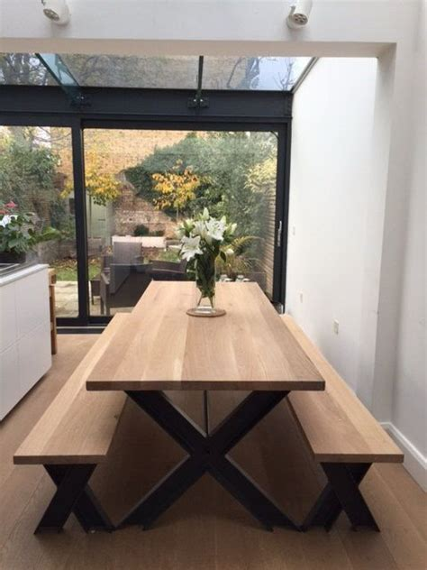 25 Best Ideas About Chunky Dining Table On Pinterest Chunky Dining Room Table