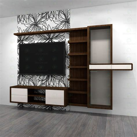 ikea model bedrooms 3d model living room furniture in the style of high tech id 11980
