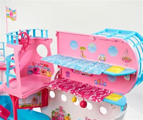 barbie boat house barbie house with elevator archives quot deal quot ectable mommies