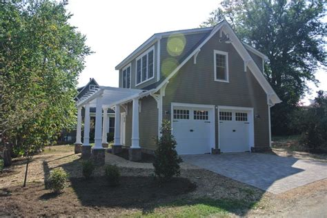 detached garage with apartment craftsman garage and