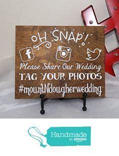 Gardening Hashtags Wedding Hashtag Sign Coastal Lettering Envelopes