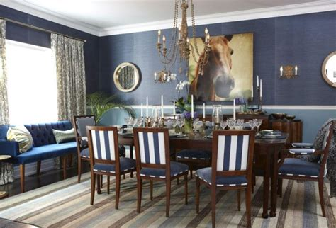 navy blue dining room 10 refreshing blue dining room interior design ideas
