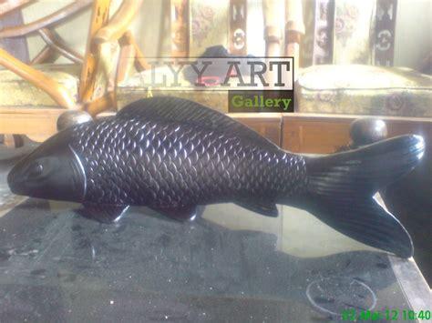 Patung Ikan Marlin Dan Layaran kerajinan patung ikan sentra kerajinan tembaga