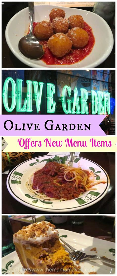 Olive Garden Locations Nj by Olive Garden Debuts New Menu Options The Maven