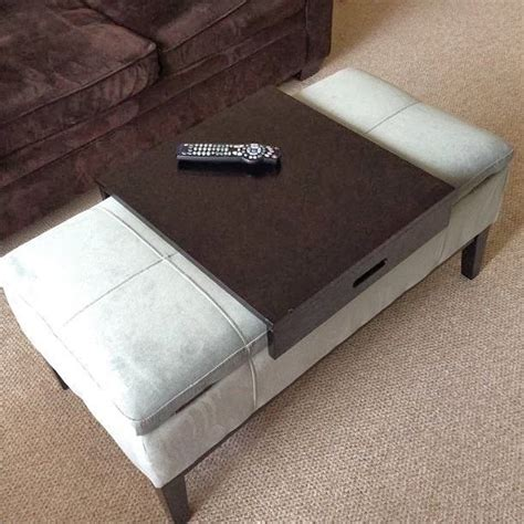 ottoman and coffee table combo coffee table ottoman combination modern coffee table