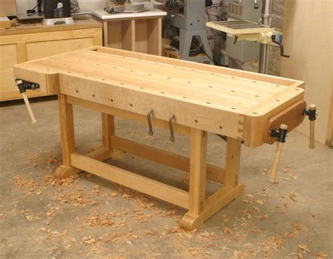 woodworkers bench plans workbenches woodworking getting began with straightforward woodoperating projects