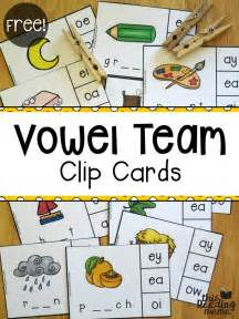 long vowel teams worksheets write the word pages this