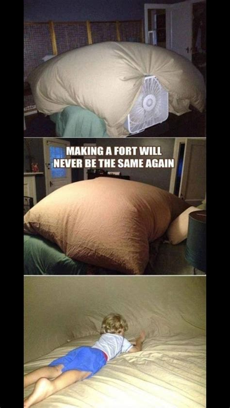 pillow fort friend ideas