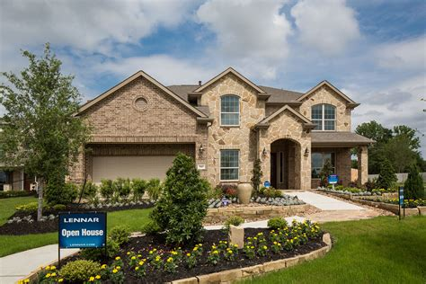 lennar friendswood development