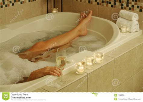 relaxing bathtub bathtub relaxing scene stock image image 2762371