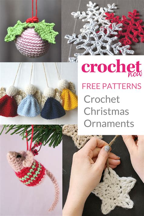 crochet ornaments 28 crochet yule decorations you can make in one evening books free crochet ornament patterns crochet now