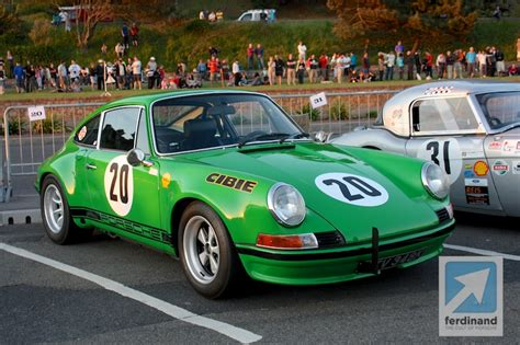 porsche 911 viper green channel islands porsche 911 st hillclimb ferdinand