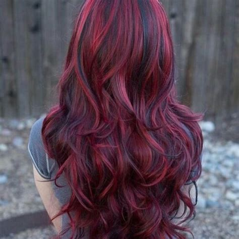 red hair with lowlights 50 spicy red hair color ideas hair motive hair motive