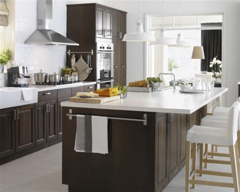 Ikea Small Kitchen Design Ideas by 11 Amazing Ikea Kitchen Designs Interior Fans