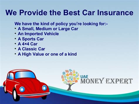Car Insurance Companies In Dubai by Cheap Car Insurance In Dubai Uaemoneyexpert