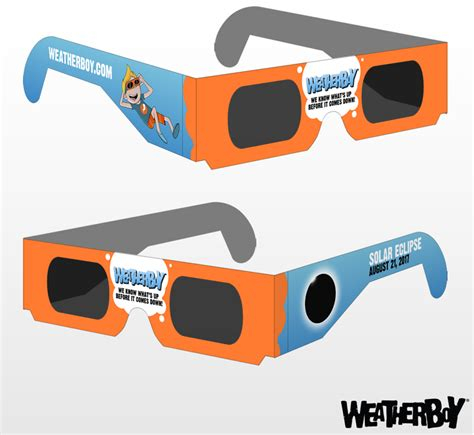 weatherboy solar eclipse glasses giveaway - Eclipse Glasses Giveaway