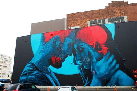 favorite street art  pow wow worcester  artery