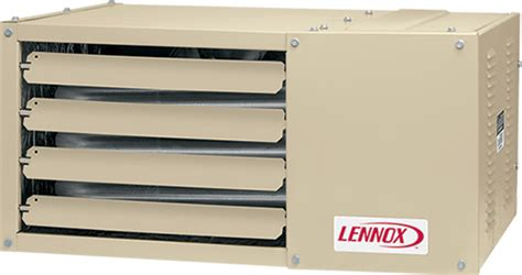lennox garage heaters