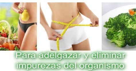 Dieta Detox 1 Dia by Fantastica Dieta Depurativa Detox 1 Dia Para Despues De