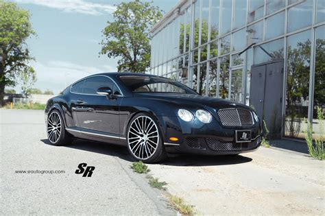 bentley wheels on bentley gt speed on pur wheels autoevolution