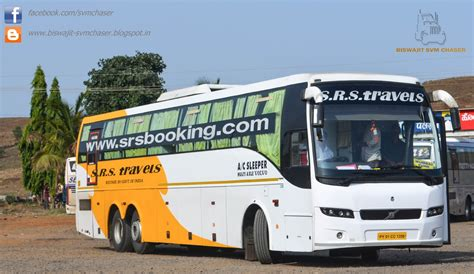 Srs Travels Sleeper by Srs Volvo B9r Multiaxle I Shift Sleeper Py01 Cc 1359