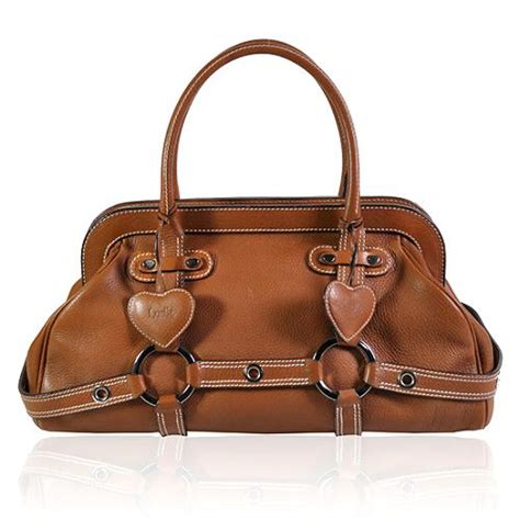 Luella Bartley Robbed Of Designer Handbags by Luella Gisele Doctor Satchel Handbag
