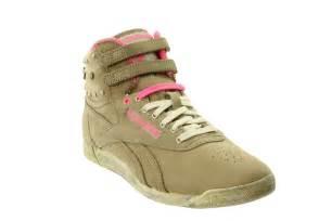 reebok freestyle sneaker reebok freestyle hi boots v61036 womens sneakers uk seller