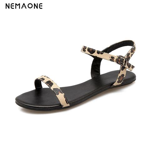 size 33 shoes nemaone sandals 2016 new summer ankle sandals
