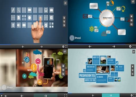 Best Zoomable Templates For Prezi Prezi Powerpoint Templates