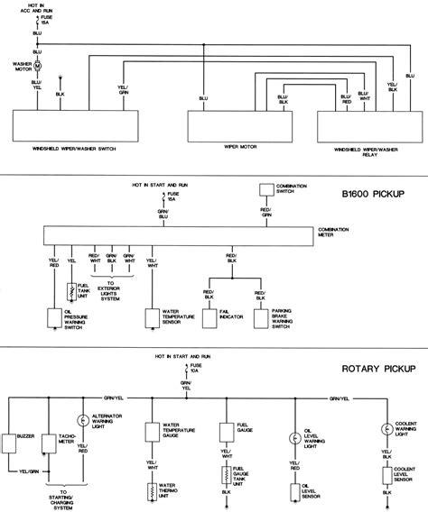 mazda b2200 starter wiring 28 images 1991 mazda b2600i