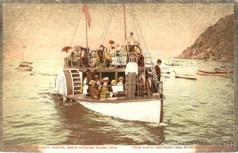 glass bottom boat avalon ca glass bottom boat santa catalina island ca
