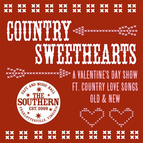valentines day songs country sweethearts a s day show featuring