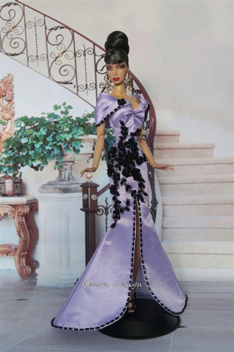 fashion royalty doll uk amon design gown dress fashion royalty silkstone