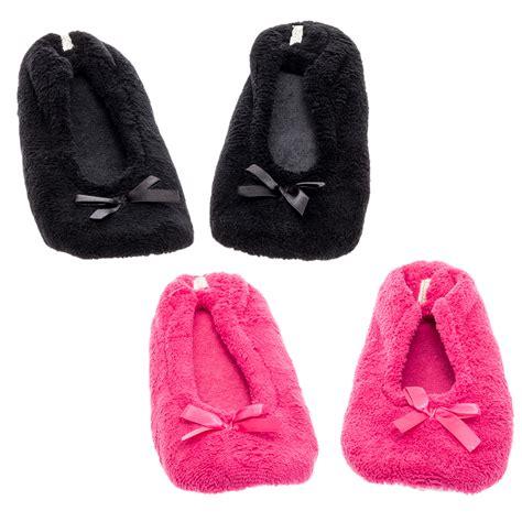 comfort plush gold toe womens comfort plush 2 pack classic ballerina