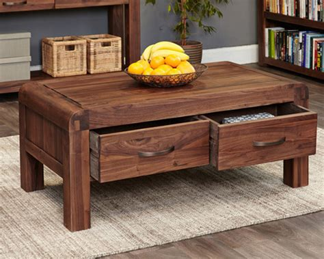 solid walnut coffee table store solid walnut coffee table with storage shiro