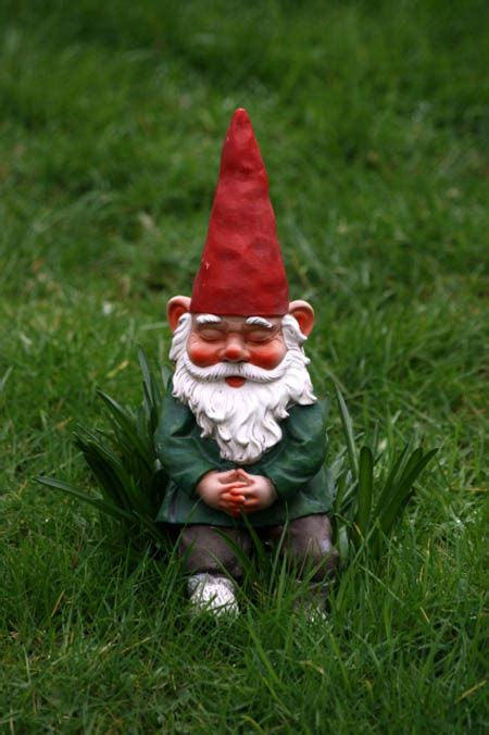 lawn gnome the lawn gnome everyone s favorite garden kitsch smosh
