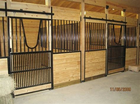 four stall barn stalls and barn triton barn systems page 5