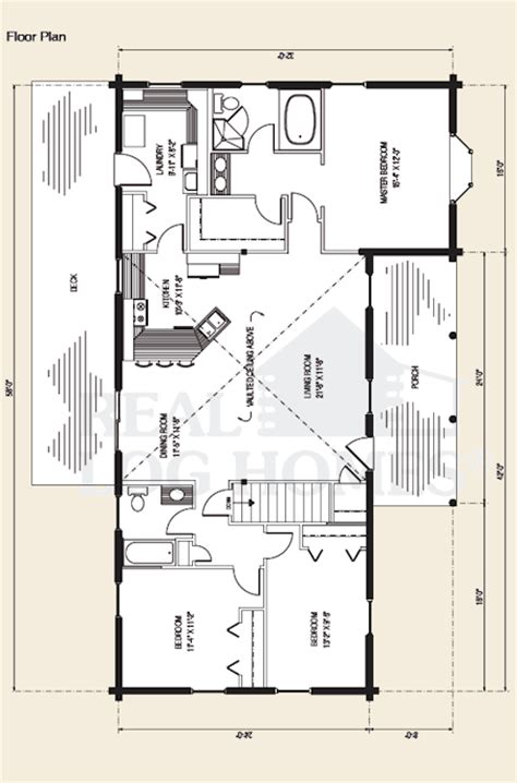 the townsend log home floor plans nh custom log homes