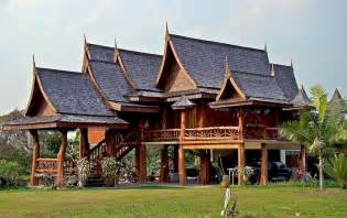 thai house or farang 1 story or 2 my thai