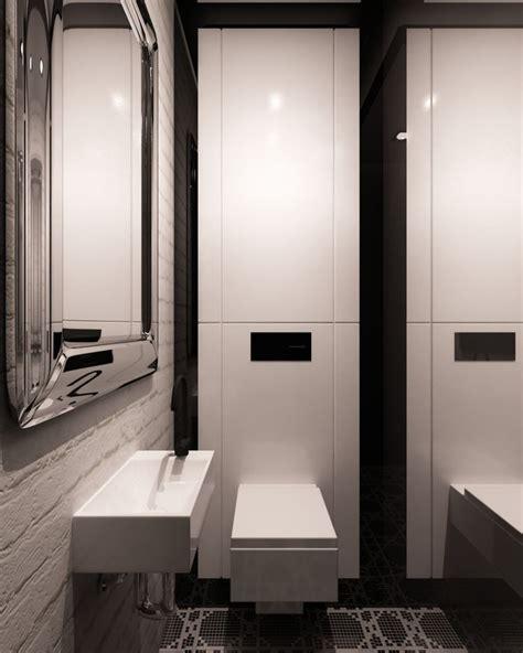 Dijamin Dekorasi Rumah Magnetic Floating Globe czarno biała toaleta mieszkanie na warszawskich bielanach www tissu pl