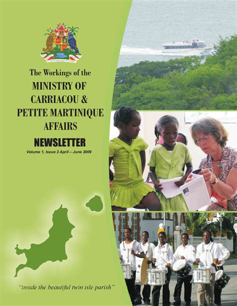 sle of youth empowerment carriacou martinique affairs newsletter volume
