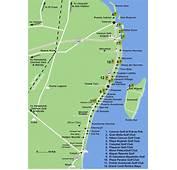 Riviera Maya Map Tulum Images