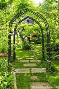 Garden Of Iron Iron Garden Arbor Outdoor Spaces
