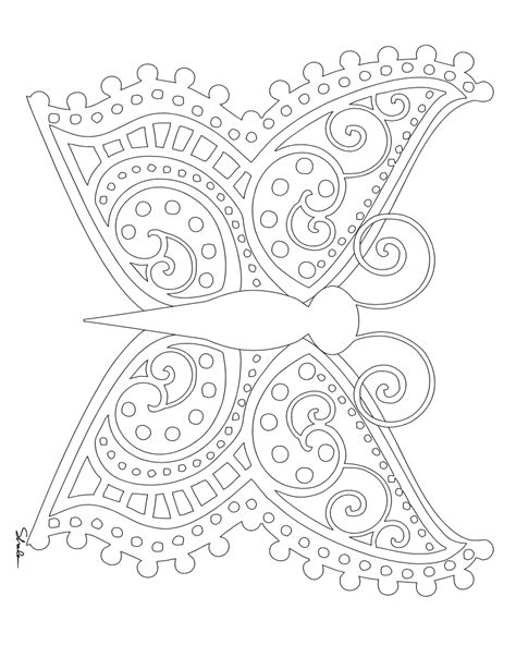 cool butterfly coloring pages don t eat the paste june 2011