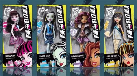 imagenes nuevas monster high videos de monster high nuevas munecas