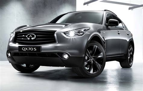 infiniti nissan 2016 2016 infiniti qx70 s design pricing and specifications