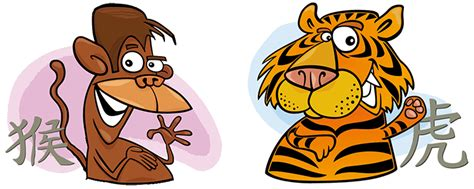 new year monkey for tigers new year monkey and tiger 28 images monkey and tiger