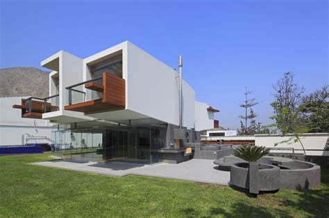 modern architecture ancestral contemporary architecture 3d like volumes