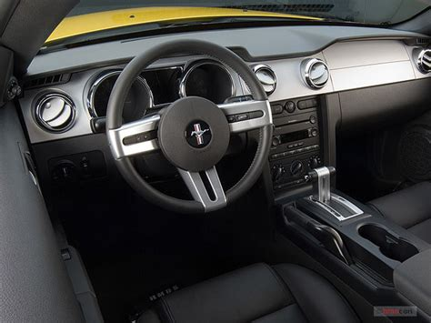2007 ford mustang interior u s news world report