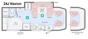 Navion Rv Floor Plans by 2015 Itasca Navion 24j